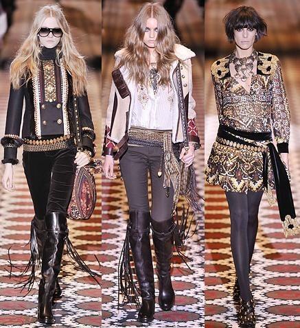 Gucci en la Semana de la Moda de Milán otoño/invierno 2008/2009