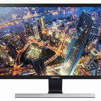 """El monitor Samsung U28E570DS 4K de 28"""" sigue de oferta a precio de Amazon Prime Day: 239,99 euros"""