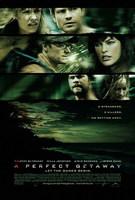 'A Perfect Getaway' con Milla Jovovich, cartel