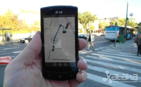 Lg Optimus 7 Maps