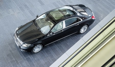 Mercedes Maybach Clase S 1000 03