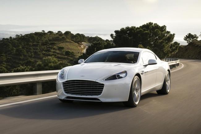 ¡Otro más a la lista! Aston Martin podría entrar a la Fórmula E en los próximos años