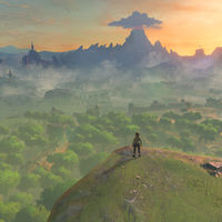 The Legend of Zelda: Breath of the Wild nos permite explorar su mundo en tres fantásticos vídeos