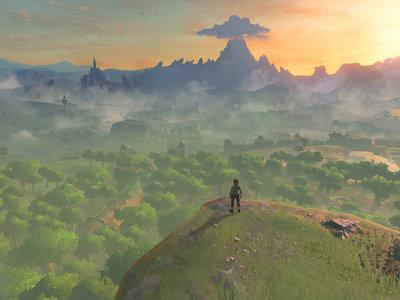 The Legend of Zelda: Breath of the Wild nos permite explorar su mundo en tres fantásticos vídeos
