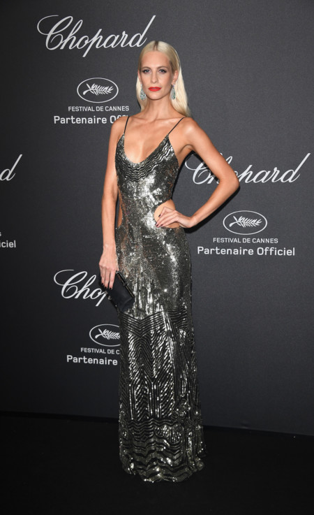 Poppy Delevingne In Chopard
