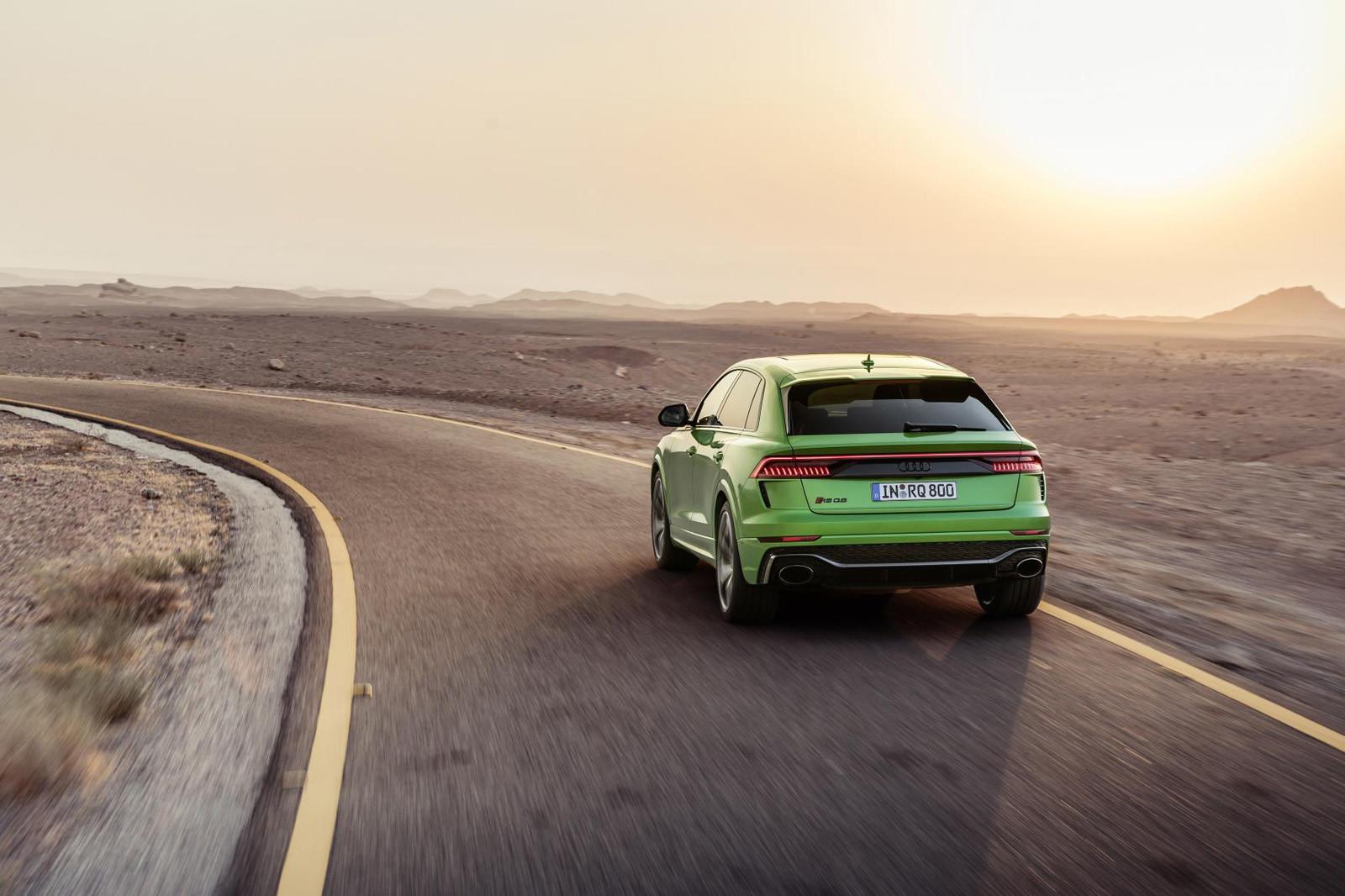 Foto de Audi RS Q8 2020 (28/47)