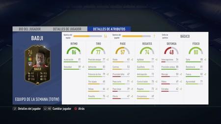 Fifa 19 Desafio Totw De Fut En Los Menus 85