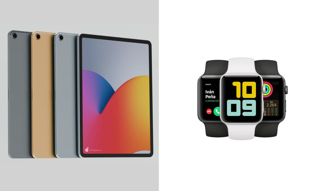 Un iPad Air 4 y un Apple Watch SE o cómo ensanchar la base de usuarios de Apple