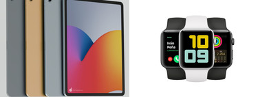 Un iPad Air 4 y un Apple Watch SE o cómo ensanchar la base de usuarios de Apple