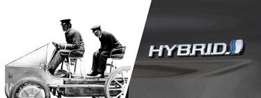 El Toyota Prius no fue el padre de los híbridos, existen desde 1900 y Porsche tiene que ver con él