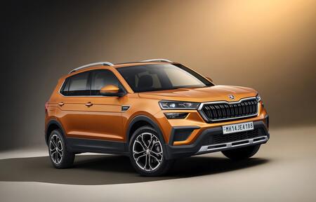 Así es el Skoda Kushaq: un SUV urbano primo hermano del Kamiq, a la conquista del mercado indio