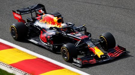 Verstappen Belgica F1 2020