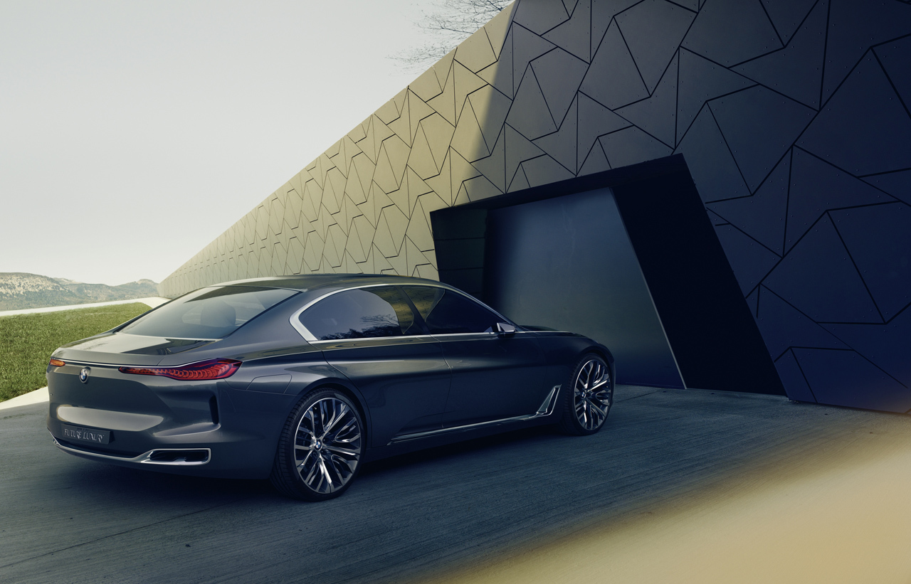 Foto de BMW Vision Future Luxury (25/42)