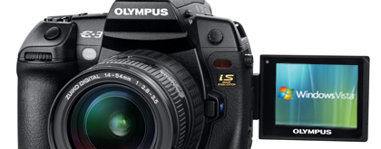 Olympus Raw Codec para Windows Vista