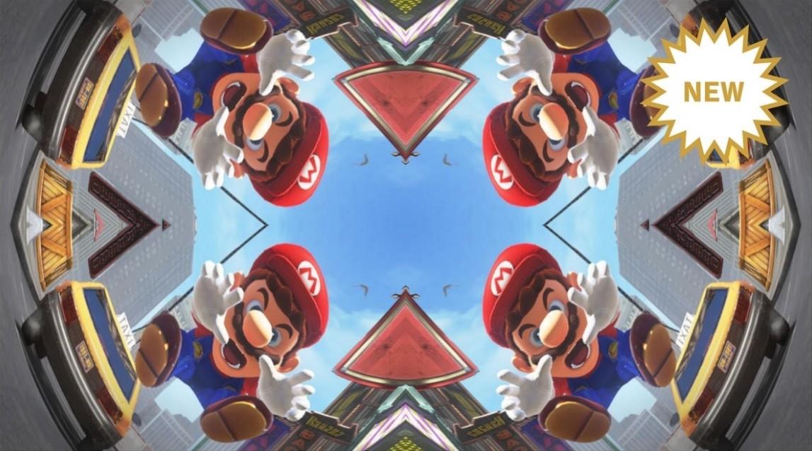 Foto de Super Mario Odyssey - Nuevos filtros (1/3)