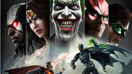 Injustice: Gods Among Us para Android, colecciona y lucha con los héroes de DC Comics