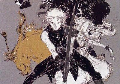 Sakaguchi piensa en volver a trabajar con el ilustrador Amano