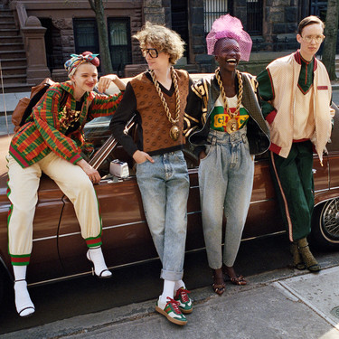 Dapper Dan firma la nueva colección Gucci que va a enamorar a las más atrevidas