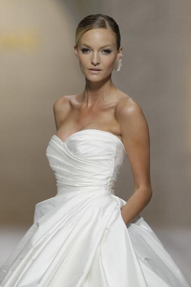 Los 10 mejores looks de la Barcelona Bridal Week