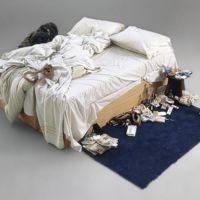 La cama deshecha, de Tracey Emin