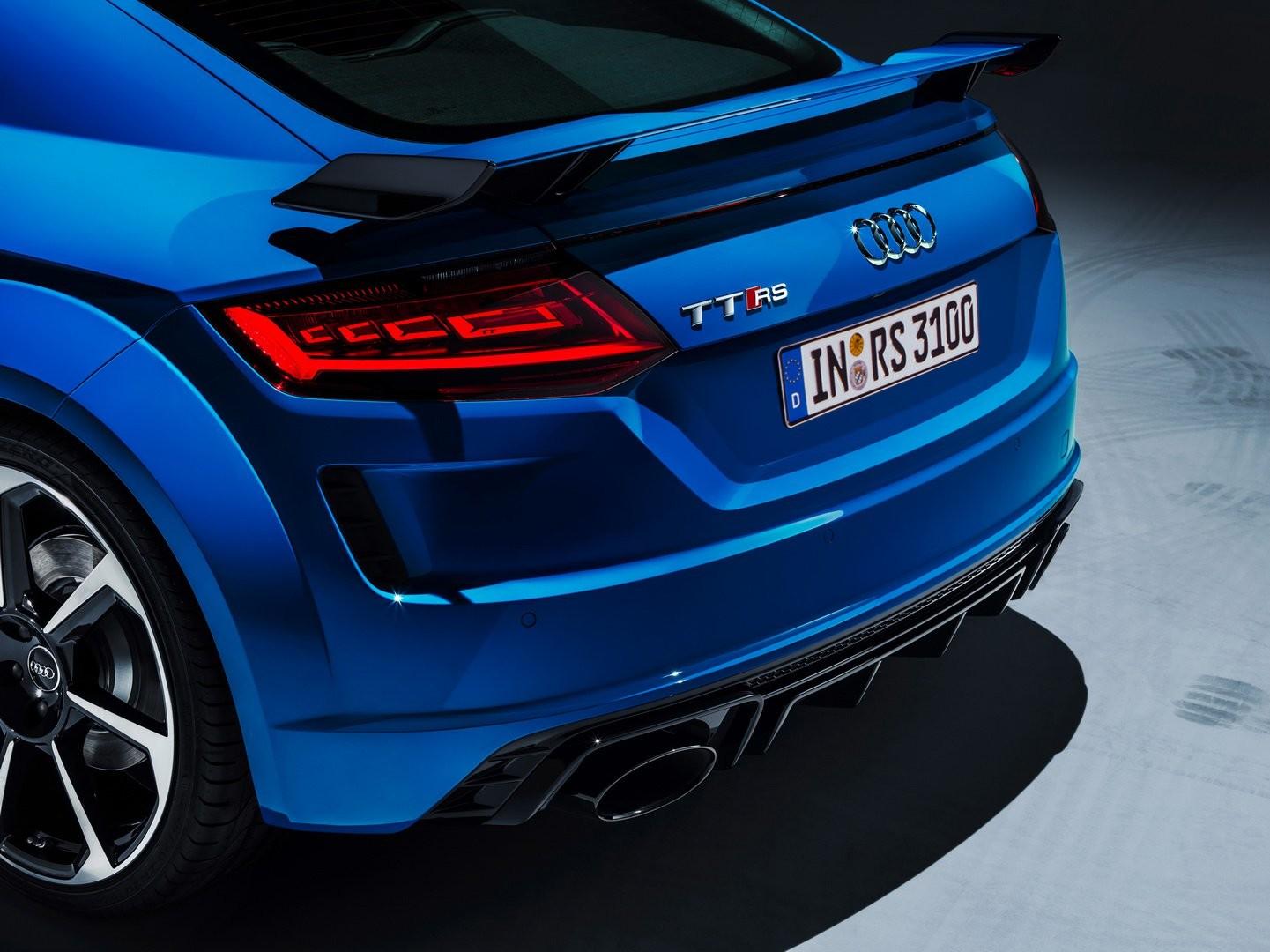 Foto de Audi TT RS 2020 (24/53)
