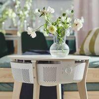 IKEA lanzará en otoño los purificadores de aire Starkvind: con forma de mesita auxiliar y filtrado de tres capas