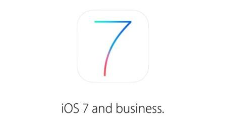 Apple muestra las ventajas de iOS 7 para el mundo empresarial