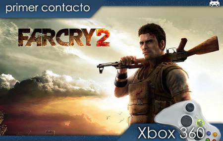 'Far Cry 2': primer contacto