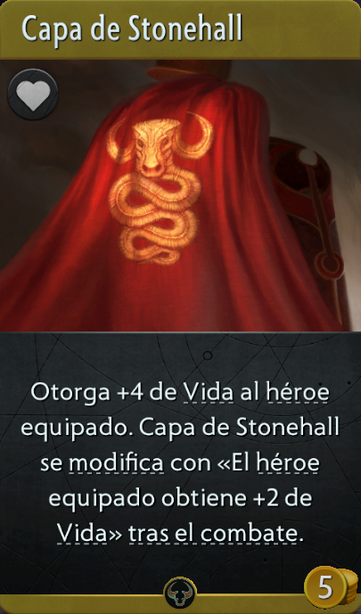 Foto de Objetos de Artifact (3/4)