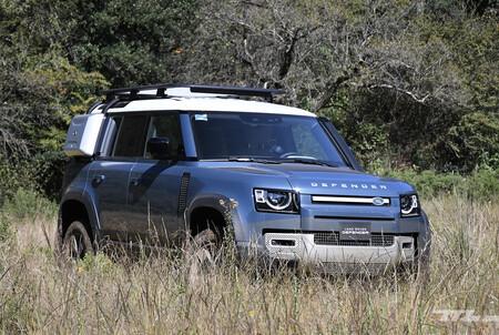 Land Rover Defender Mexico Lanzamiento 5