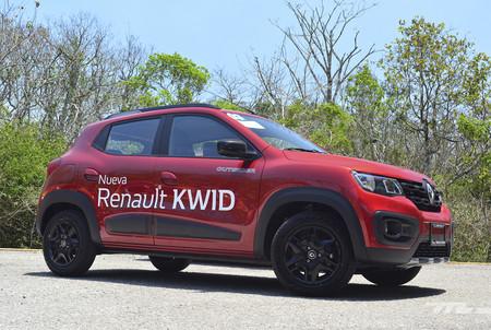 Renault Kwid Mexico 3