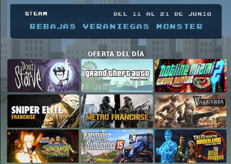 Rebajas de Steam: las mejores ofertas (especial Cazando Gangas)