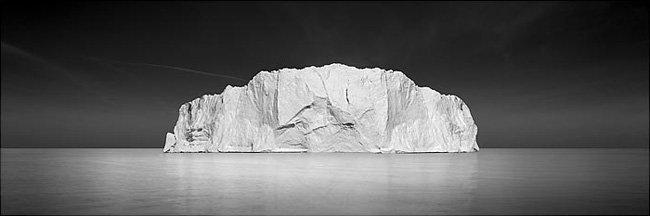 David Burdany - Iceberg Greenland