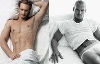 Los suecos los más buenorros. Alexander Skarsgård o Freddie Ljungberg...¿alguien da más?