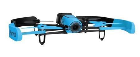 Parrot presenta Bebop Drone, su nuevo cuadricóptero de tercera generación