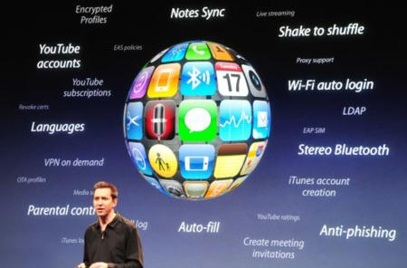 Más funcionalidades del iPhone OS 3.0 al descubierto