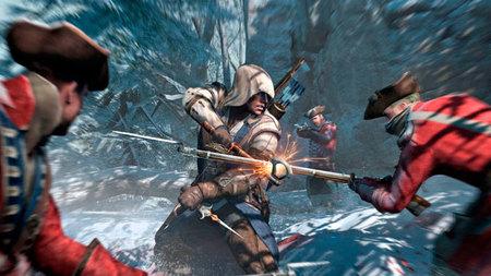 'Assassin's Creed III': las primeras imágenes de juego real ya están aquí
