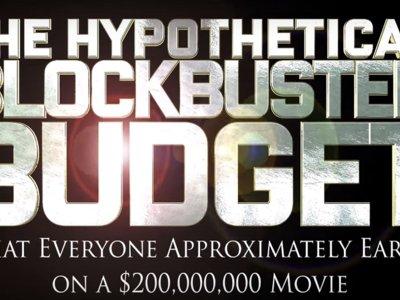 La imagen de la semana: así se reparten los sueldos en un blockbuster de 200 millones
