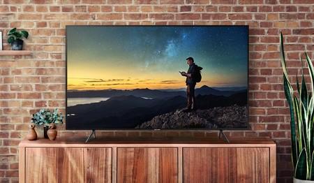 Smart TV de 43 pulgadas Samsung UE43NU7192, con resolución 4K, por sólo 369,99 euros y envío gratis