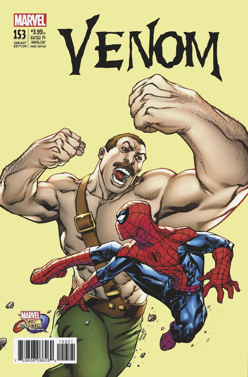 Foto de Marvel vs. Capcom portadas especiales julio y Agosto (7/8)