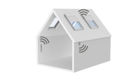 Sensores del sistema velux
