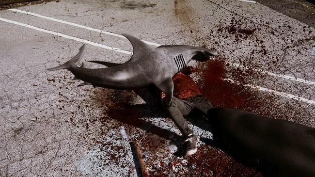 Imagen de 'Sharknado'