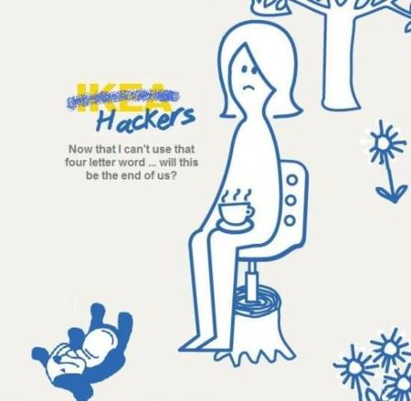 Cuando las marcas protegen sus activos: Ikea pide la retirada de Ikeahackers.net