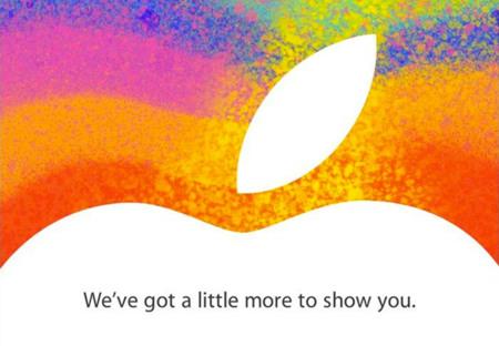 El iPad Mini está más cerca, Apple confirma una presentación el 23 de octubre