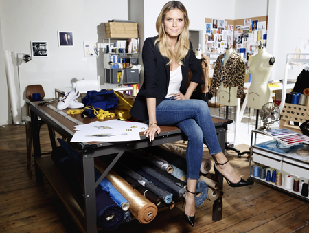 La colección de Heidi Klum para Lidl: de los pasillos del supermercado a la Semana de la Moda de Nueva York