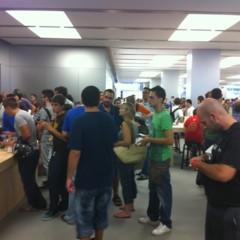 Foto 76 de 93 de la galería inauguracion-apple-store-la-maquinista en Applesfera