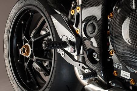 Triumph Speed Triple by Lightech