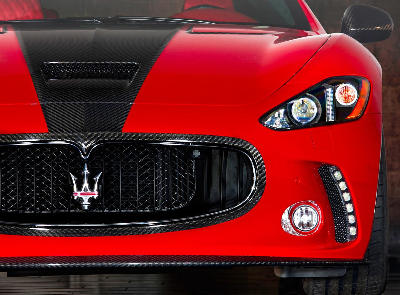 Foto de Mansoty Maserati GranTurismo (11/22)