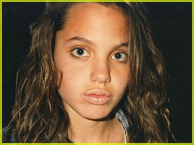 Foto de Los inicios de los famosos: Angelina Jolie (4/17)