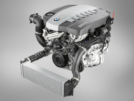 Motor BMW 2.0 Diesel